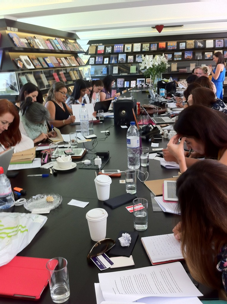 Food-Writing-Workshop-Dubai