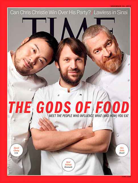 Time-Gods-Of Food
