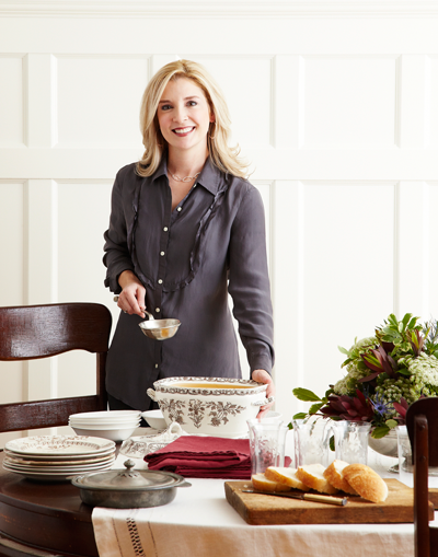 Cookbook Author Rebecca Lang.