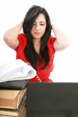 Stressed.Writer