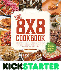 8x8-Cookbook