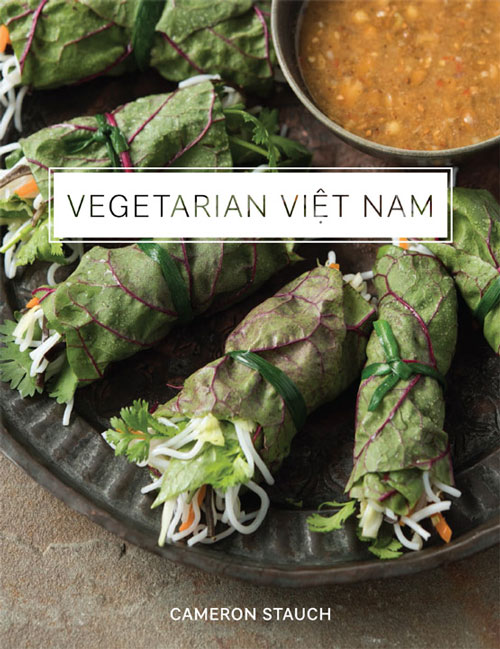 Cover of Vegetarian Viet Nam cookbook