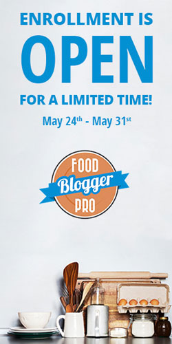 Food Blogger Pro - Start and Grow your Food Blog