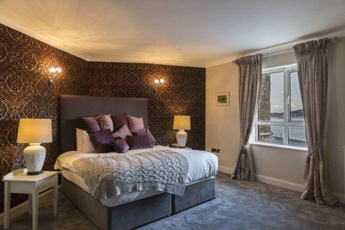 Hotel room for Irish workshop