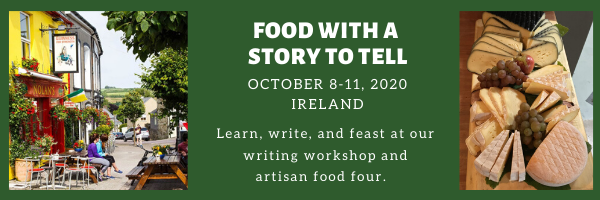 ad for Ireland workshop
