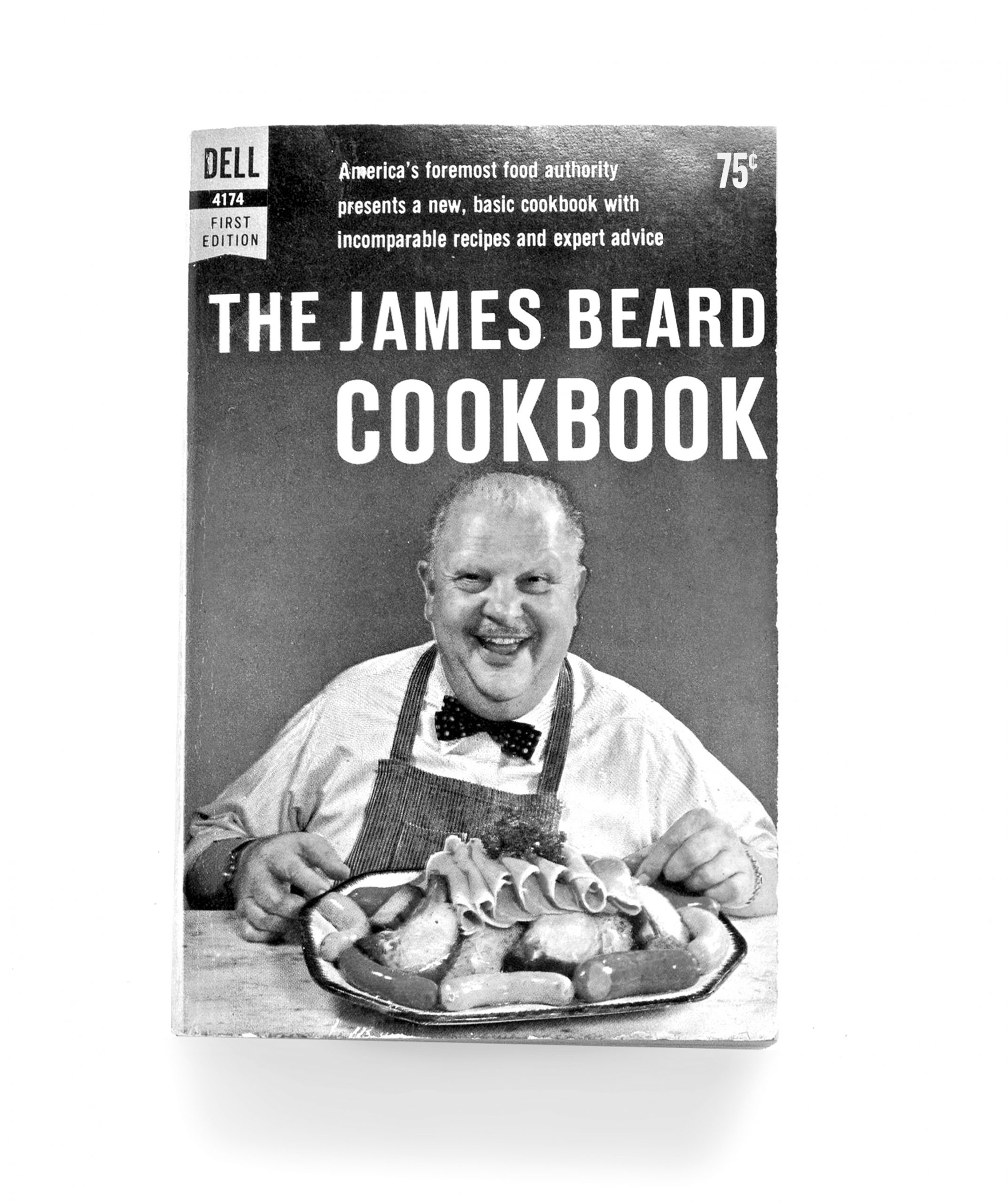 image for profile of James Beard