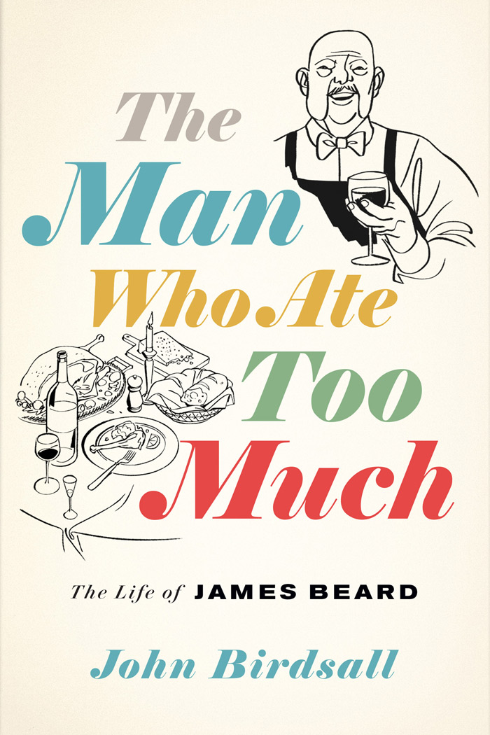 image for a profile of James Beard