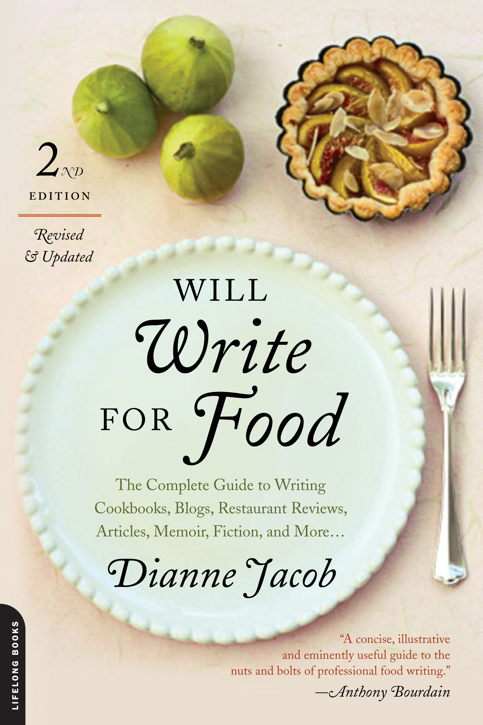 Will Write for Food cover 2nd edition