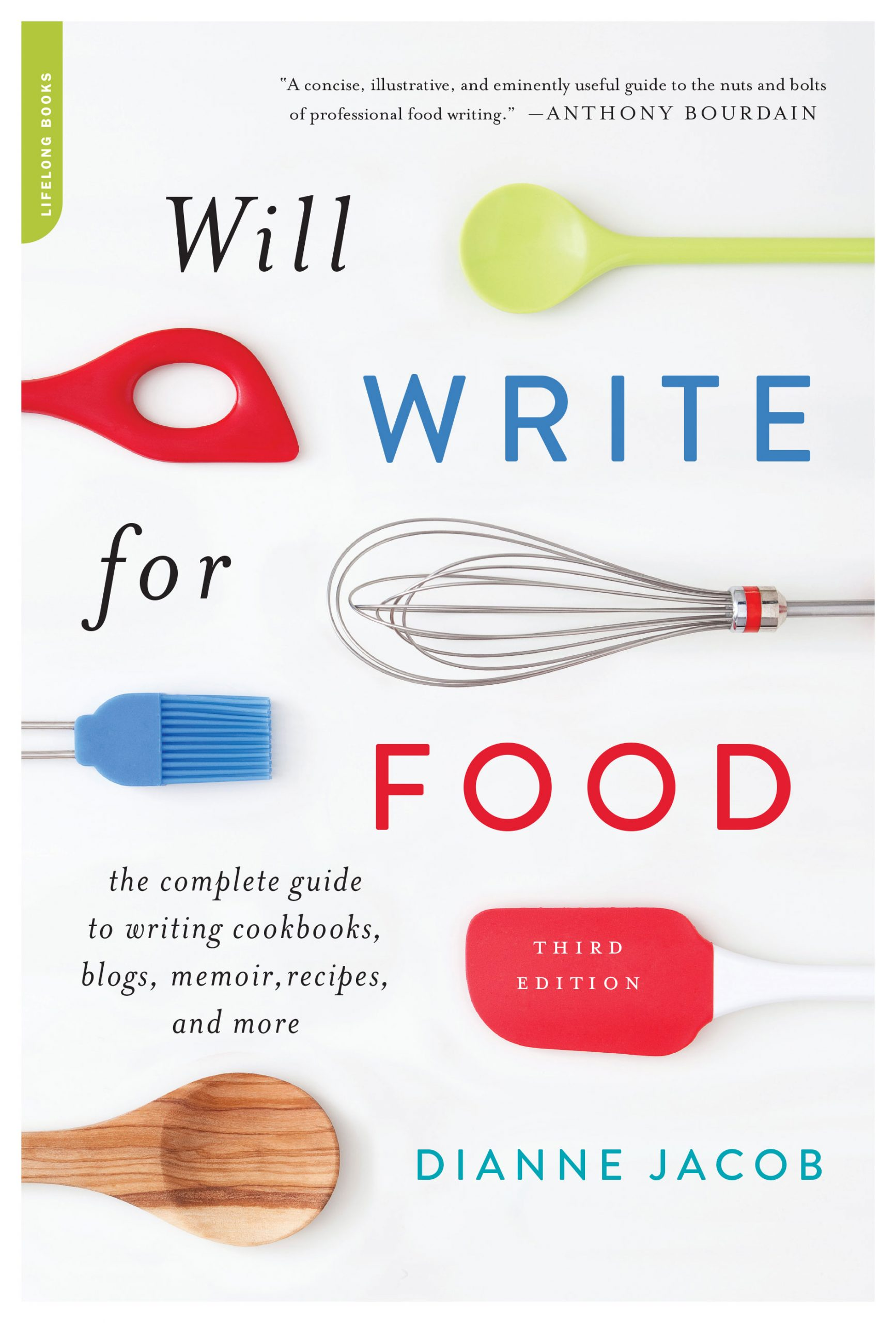 Will Write for Food third edition