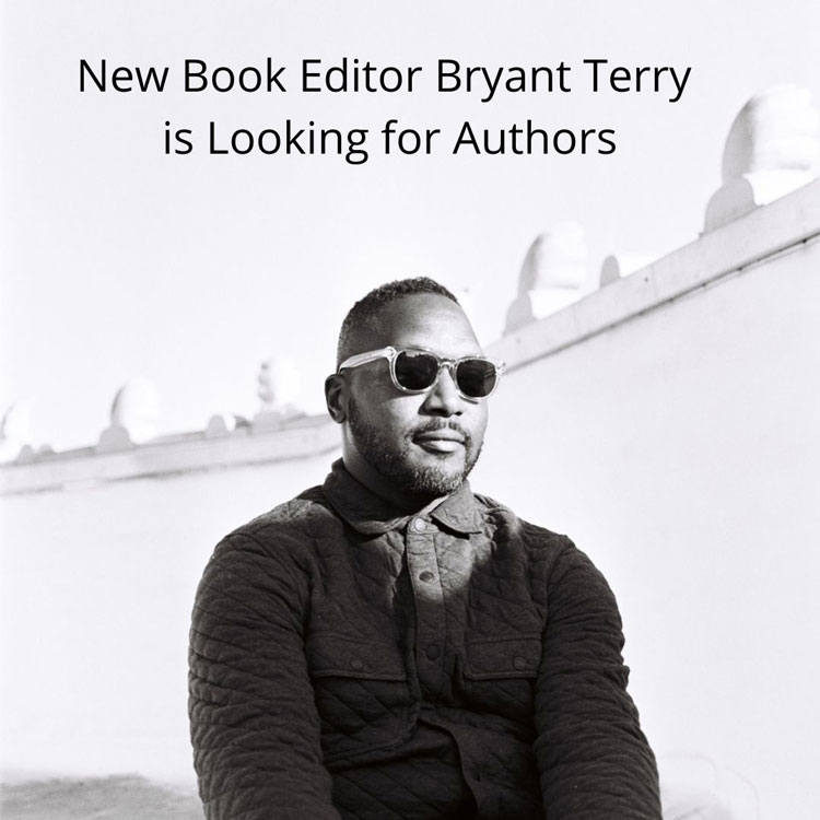 image of Bryant Terry, editor
